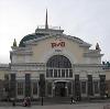 Железнодорожные вокзалы в Луге