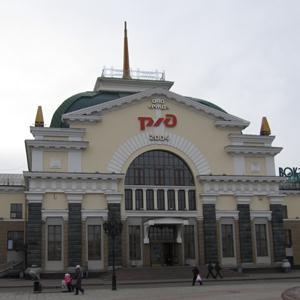 Железнодорожные вокзалы Луги
