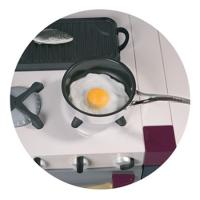 Жара - иконка «кухня» в Луге